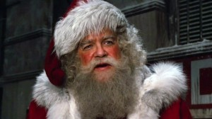 david huddleston as Santa