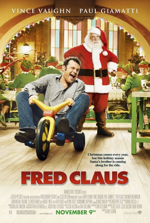 Fred Claus poster