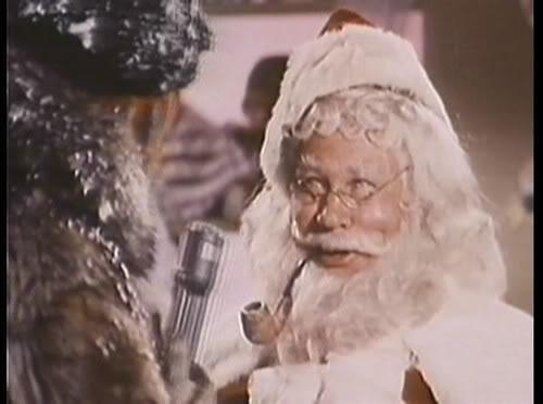 John Call as Santa