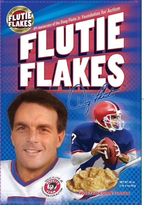 Flutie Flakes