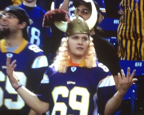 VIKINGS SUPERFAN